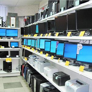Компьютерные магазины Акуши